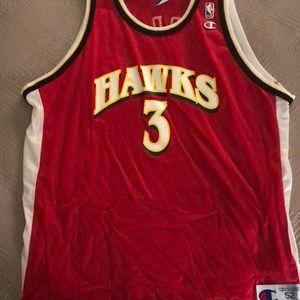 Champion NBA Atlanta Hawks Shareef Jersey